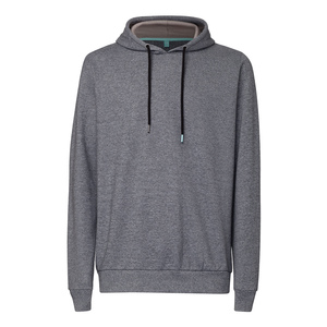 ThokkThokk TT1024 Hooded Sweater Salt&Pepper/Black Man - THOKKTHOKK