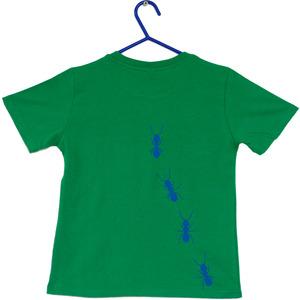 'Ameisen' Kinder-T-Shirt Fair & Organic - shop handgedruckt