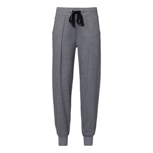 ThokkThokk TT1032 Joggingpants Salt&Pepper/Black Woman - THOKKTHOKK