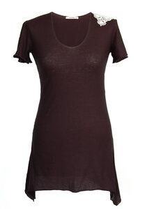 VINTAGE T-Shirt - schwarz - woodlike