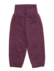Babyhose Dot pants wine - Fred's World by Green Cotton