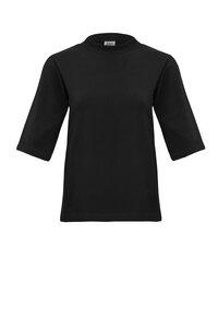 T-Shirt NINA black - JAN N JUNE