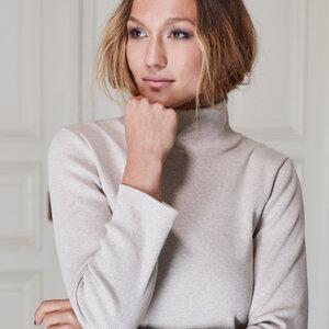 Pullover LIBERTE beige - JAN N JUNE