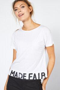 LANIUS- MADE FAIR Charityshirt aus Bio Baumwolle - LANIUS