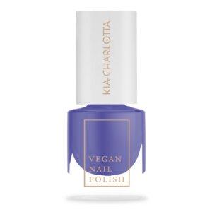 Veganer Nagellack ›GO FOR IT‹ Blue Lilac - Kia-Charlotta