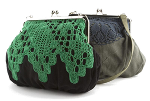 Handtasche Penttinen, schwarz - Globe Hope