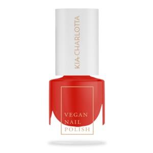 Veganer Nagellack ›I CAN‹ A Summer Red - Kia-Charlotta