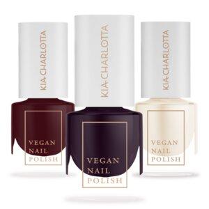 Veganer Nagellack ›SELF-LOVE CLUB‹ Colors of Winter - Kia-Charlotta