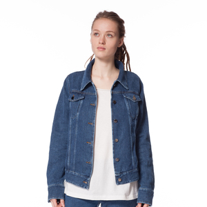 Bad Denim Jacket Ladies - The Bad Seeds Company