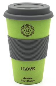 Anahata Cup To Go (Herzchakra) von freakulized - freakulized