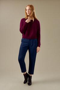 FAI Pullover aus Bio-Baumwolle - Komodo