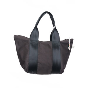 kleinekısmet Nr. 310 Tasche mit Reißverschluss, upcyling&gots-bio - diejuju