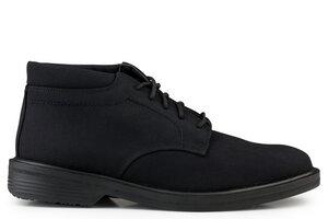London Walker Boot Black - Eco Vegan Shoes