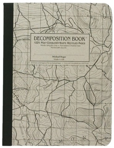 Decomposition Book Map - Michael Roger
