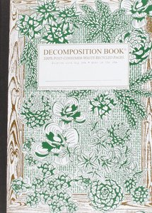 Decomposition Book Succulent Garden - Michael Roger