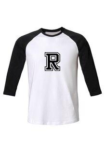 Unisex T-Shirt 'College' White / Black - University of Soul