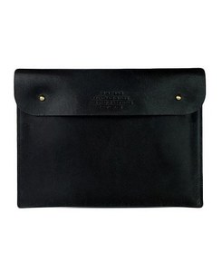 iPad Hülle Leder -  Soft Grain - Sleeve - O MY BAG
