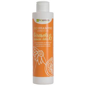 BIO Shampoo Sonnenblume und süsse Orange 200ml - laSaponaria