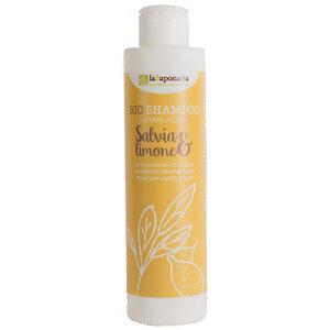 BIO Shampoo Salbei und Zitrone 200ml - laSaponaria