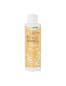 BIO Spülung mit Moringa und Zitrone 150ml - laSaponaria