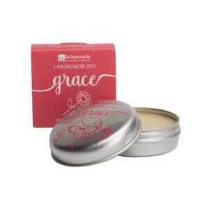 BIO Creme Parfum GRACE: blumig & würzig - laSaponaria