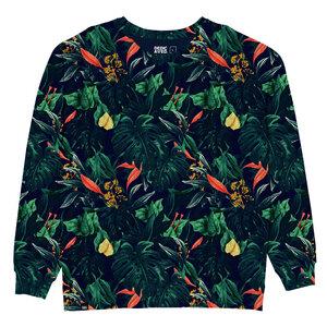 Malmoe Sweatshirt Jungle - DEDICATED