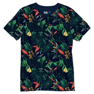 Dedicated Stockholm T-Shirt Jungle - DEDICATED