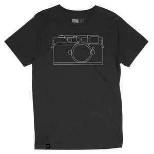 Stockholm T-Shirt Camera - DEDICATED