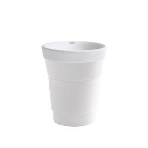 Kaffeebecher To Go aus Porzellan 0,35L - Kahla