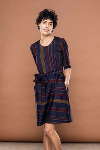 Kleid Schneerose aus Jersey - ME&MAY