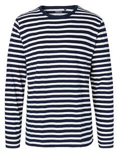 Mens Long Sleeve T-Shirt Collin - University of Soul