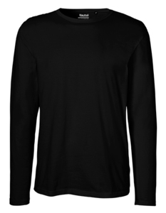 Mens Long Sleeve T-Shirt Collin - University of Soul