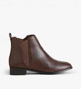 Joliette Chelsea Boot - Coffee - Matt & Nat