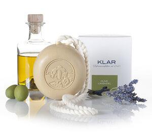 Klar's Haar- und Körperseife Lavendel - Klar Seifen