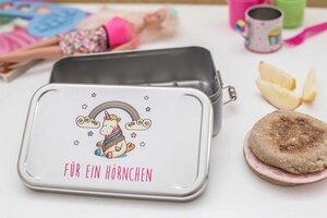 Lunchbox XL Einhorn - CP Cameleon Pack Lunchbox