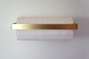 Brass Küchenrollenhalter - Calvill