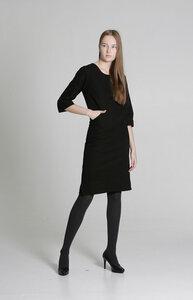 Kotelo Kleid schwarz - TAUKO