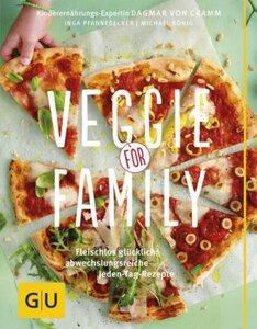 Veggie for family - von Cramm, dagmar & Pfannebecker, Inga & König, Michael