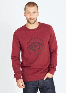 Sweatshirt #RECO EST rot - recolution