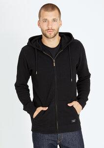Knitted Zipper schwarz - recolution