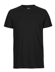 Mens Fitted T-Shirt George - University of Soul