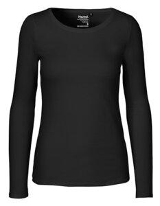 Ladies Long Sleeve T-Shirt Lisa - University of Soul