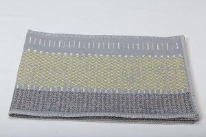 David Fussenegger JADE Baumwolldecke aus 100% kbA (GOTS); Bordüre - David Fussenegger