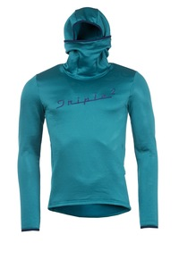 Merino Winter Ski Hoodie - KAPP - Men - triple2
