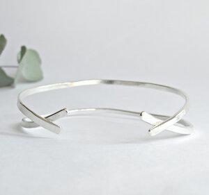 Crossover Bracelet - Wild Fawn Jewellery