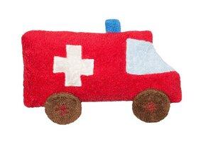 Efie Stoffspielzeug, Auto/Ambulanz - Efie