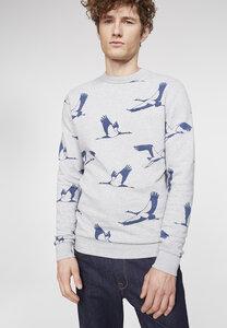 Sweatshirt aus Bio-Baumwolle Aaron Heading South - ARMEDANGELS