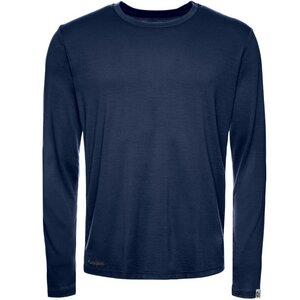 Merino Shirt Langarm Regularfit 200 Herren - Kaipara - Merino Sportswear