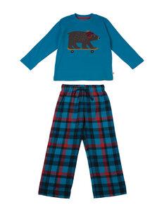 Jungs-Schlafanzug aus Bio-Baumwolle - Frugi