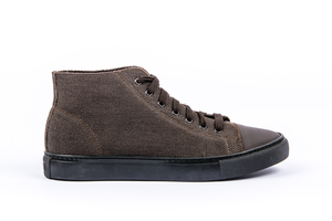Winter Scout Sneaker Dunkelbraun - Risorse Future